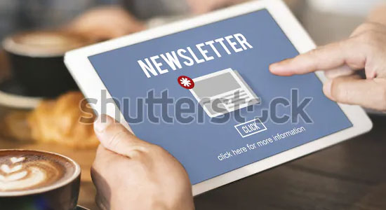 View all newsletters